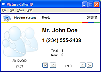 Picture Caller ID: Computer Caller ID Software
